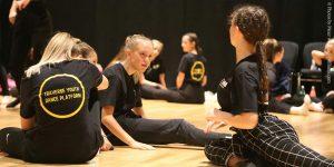 Traverse Youth Dance Platform