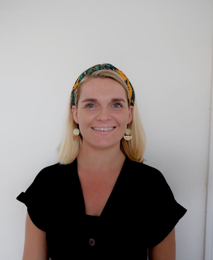 Headshot of Artistic Director - Laura