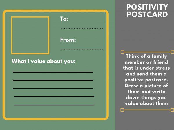 Positivity Pack Ideas